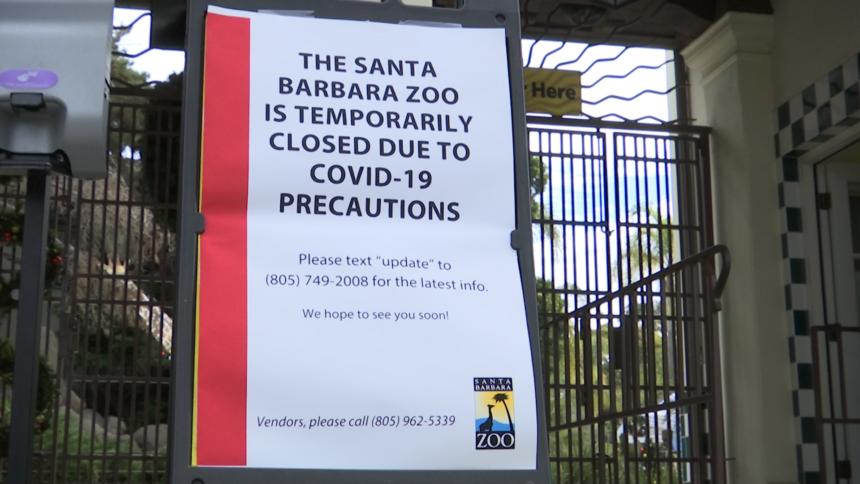 SB Zoo closed
