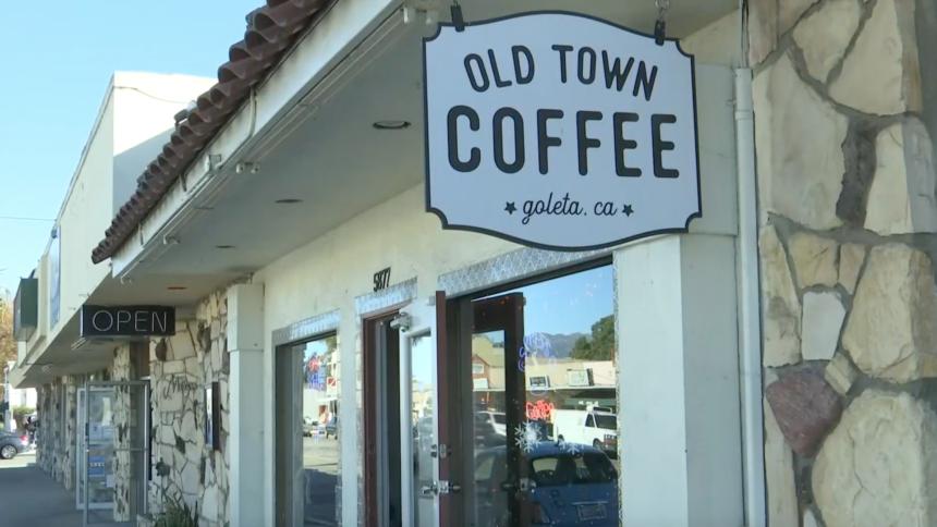 Old Town Coffee in Goleta