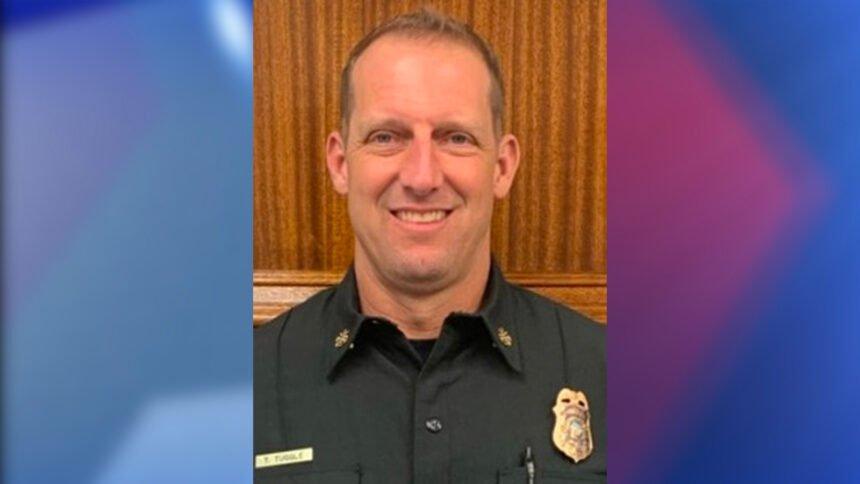 Todd Tuggle santa maria interim fire chief