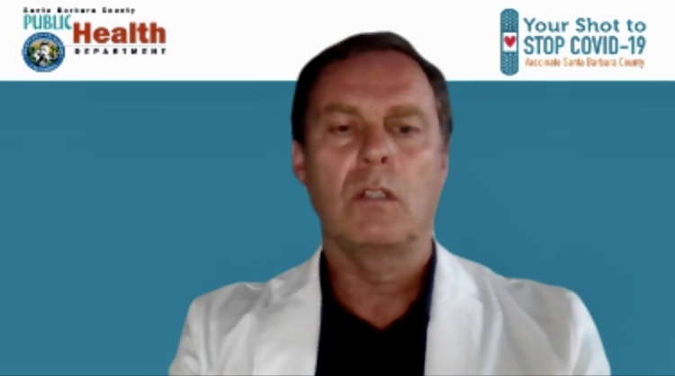 Dr. Henning Ansorg on Zoom