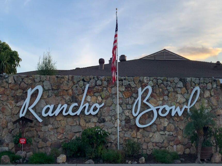 Rancho Bowl in Santa Maria