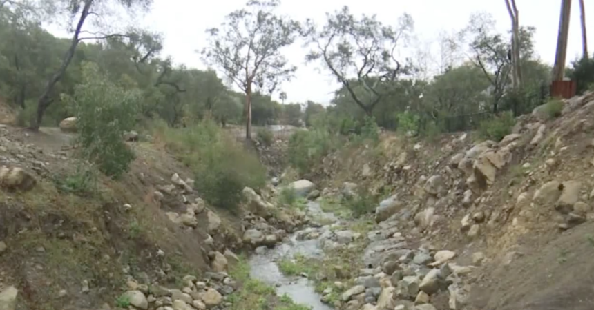 San Ysidro creek