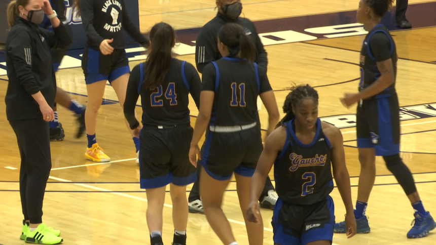 UCSB women's basketball vs UC Davis