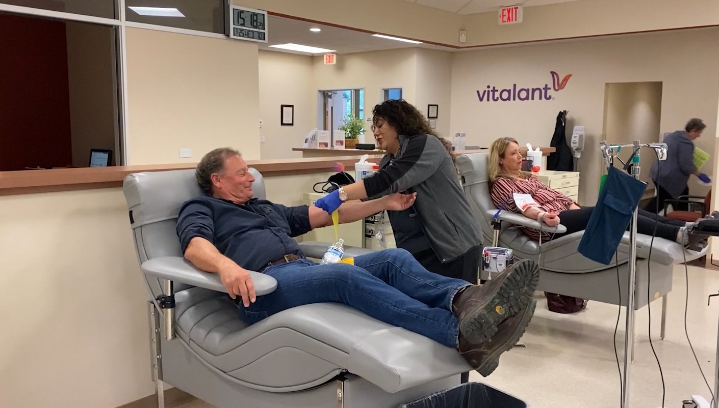 Upcoming Vitalant MLK National Day of Service blood drive aiming to boost low supplies | NewsChannel 3-12