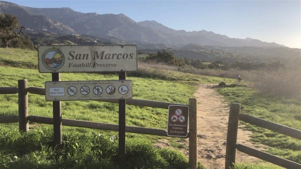 San Marcos Foothills Preserve