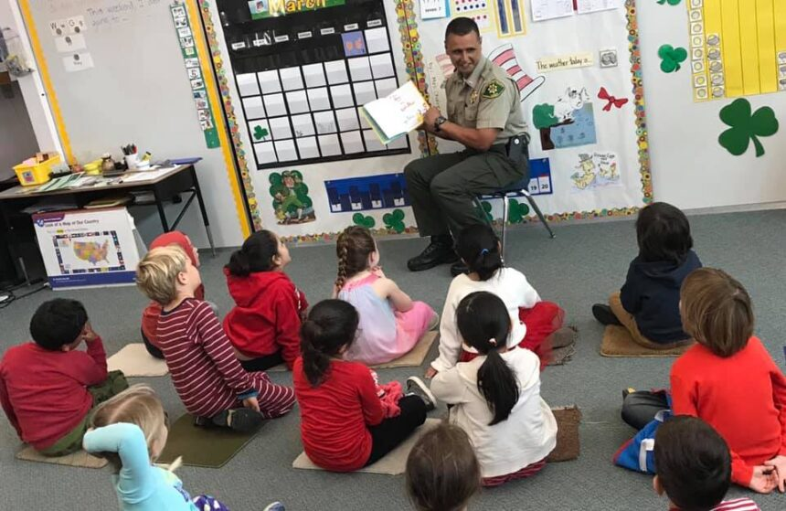 SBSO Read Across America Day