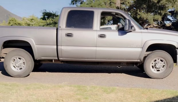 A truck stolen during a home invasion in SLO County was recovered near San Jose