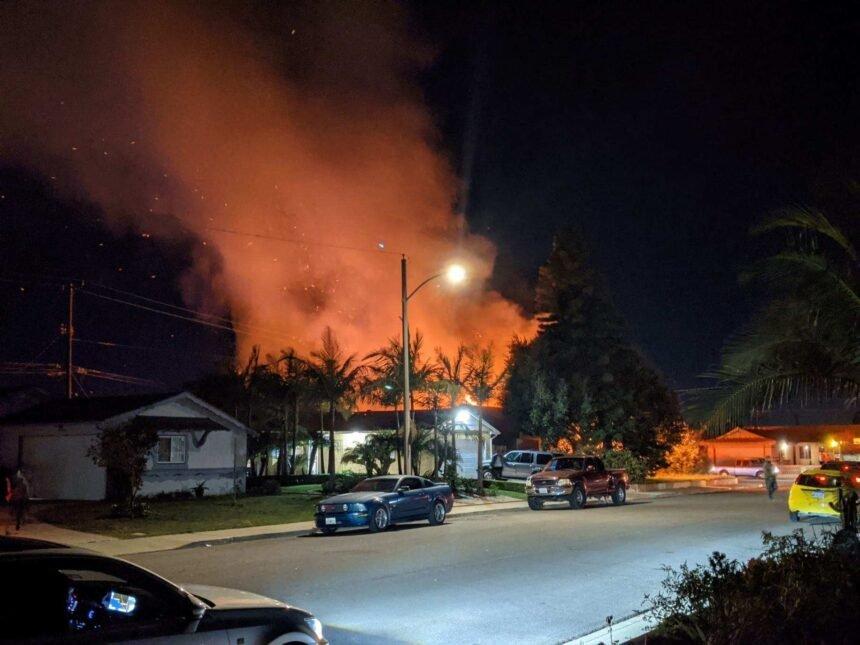 port hueneme house fire 020121 2