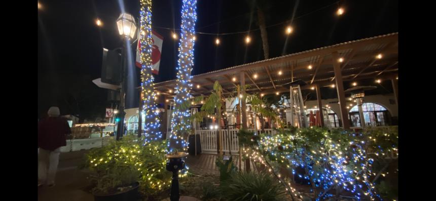 Santa Barbara at Night