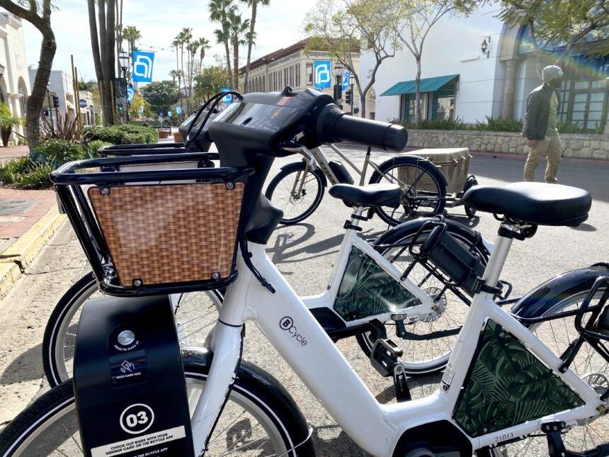 Santa Barbara Electric Bike