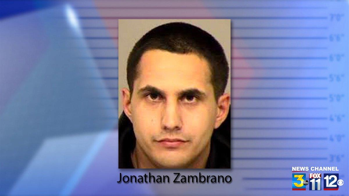 Jonathan Zambrano, 31, of Oxnard