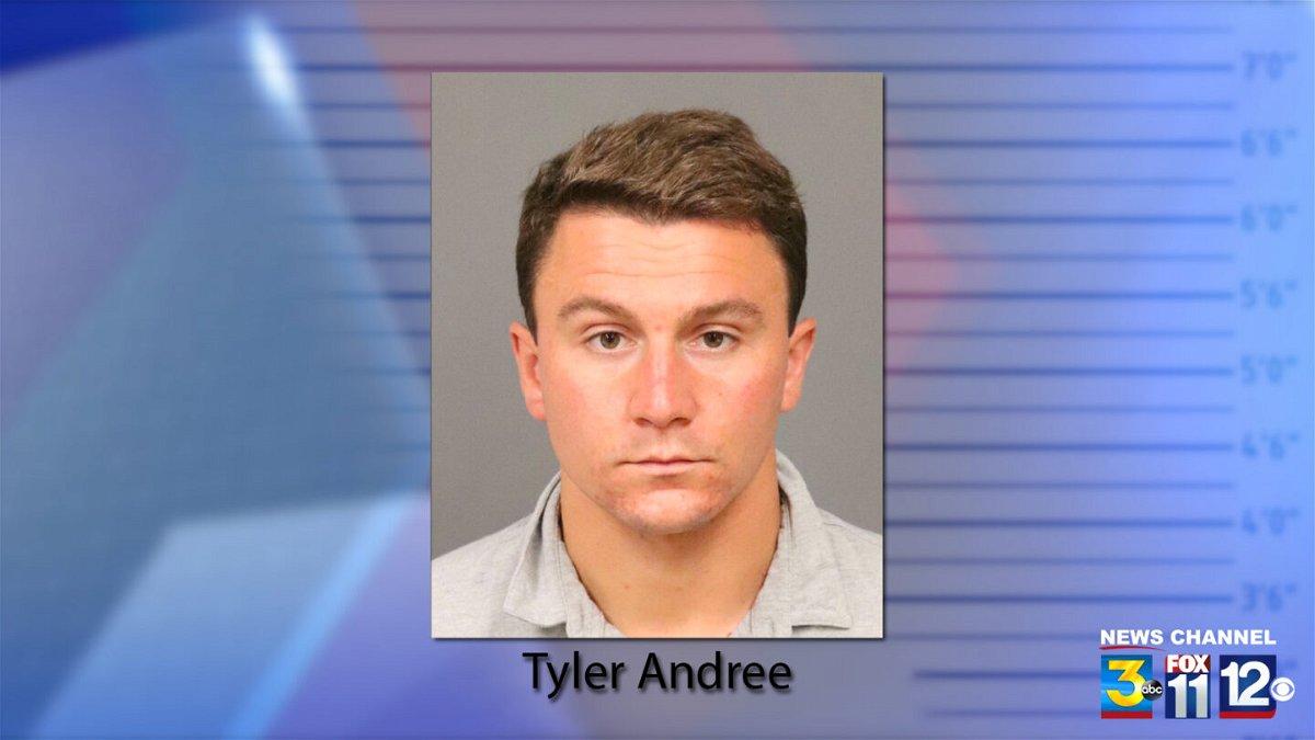 Tyler Dale Andree, 24, of San Luis Obispo