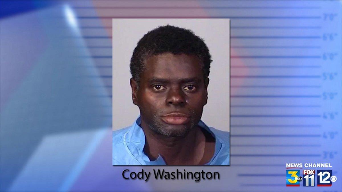 Cody Washington, 44, of Oxnard
