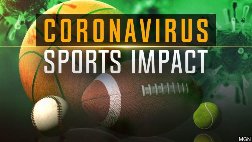 Coronavirus Sports Impact