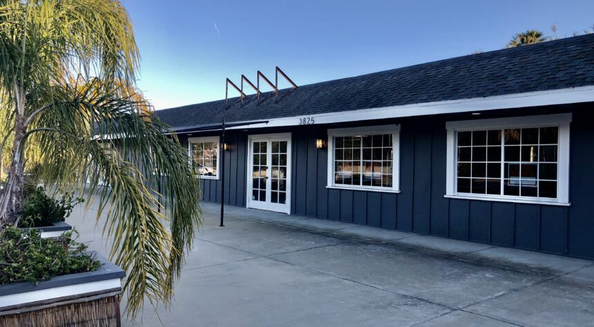 Possible cannabis retail storefront
