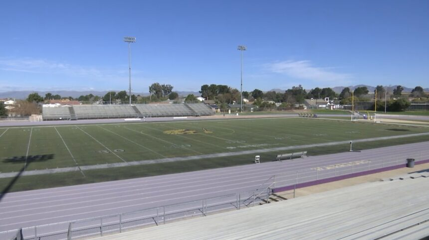 Righetti High School football stadium