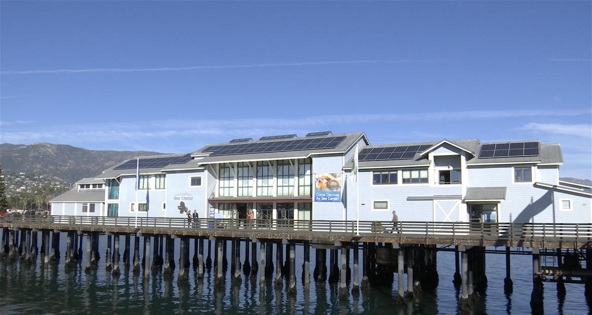 Santa Barbara Sea Center at Stearns Wharf