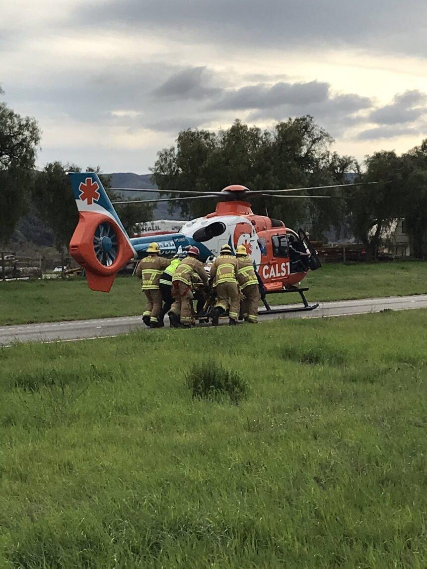 major injury buellton rollover crash 3