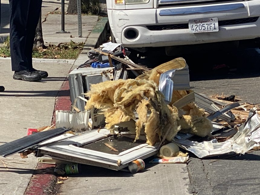 parklet crash