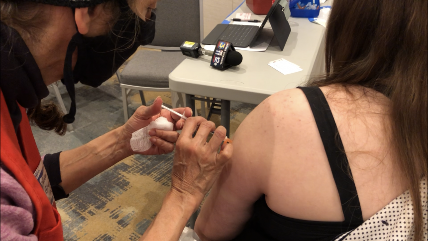 SBCPH Hilton Vaccine Clinic