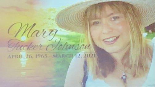 Mary Tucker Johnson