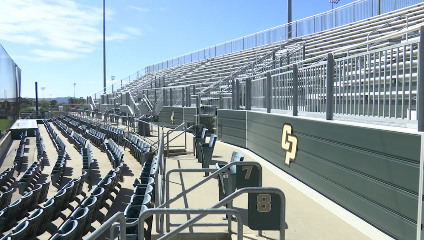 Baggett Stadium at Cal Poly