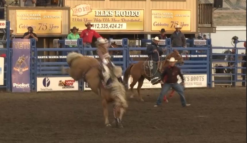Santa Maria Elks Rodeo