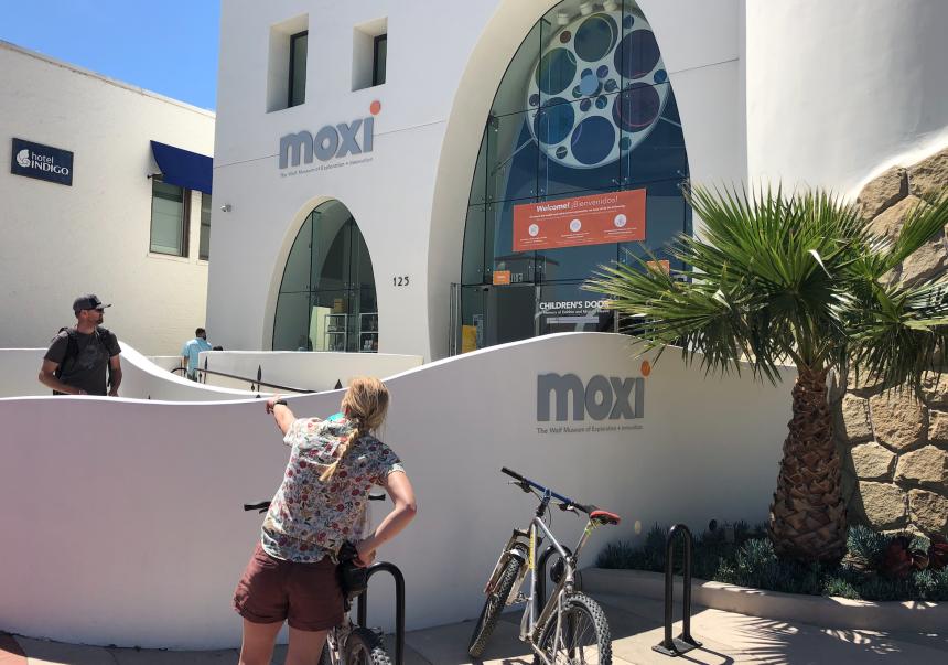 MOXI Museum