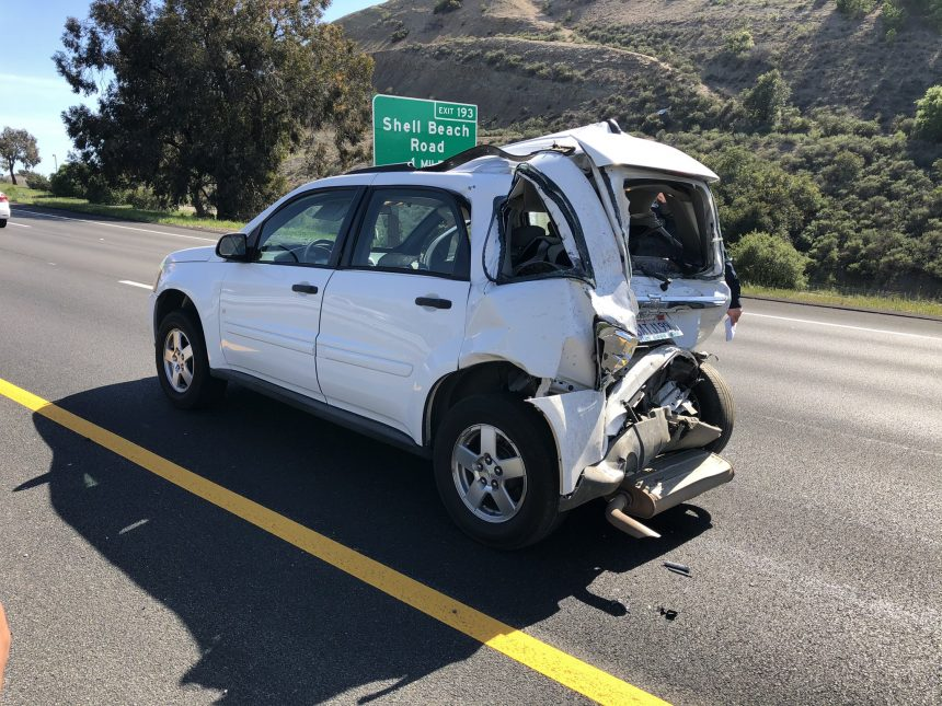 avila beach highway 101 crash 1