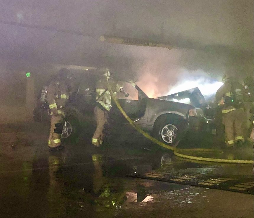 chumash vehicle fire 1