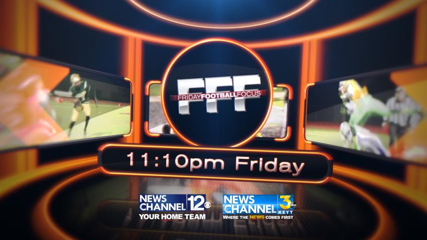 fff friday football focus logo