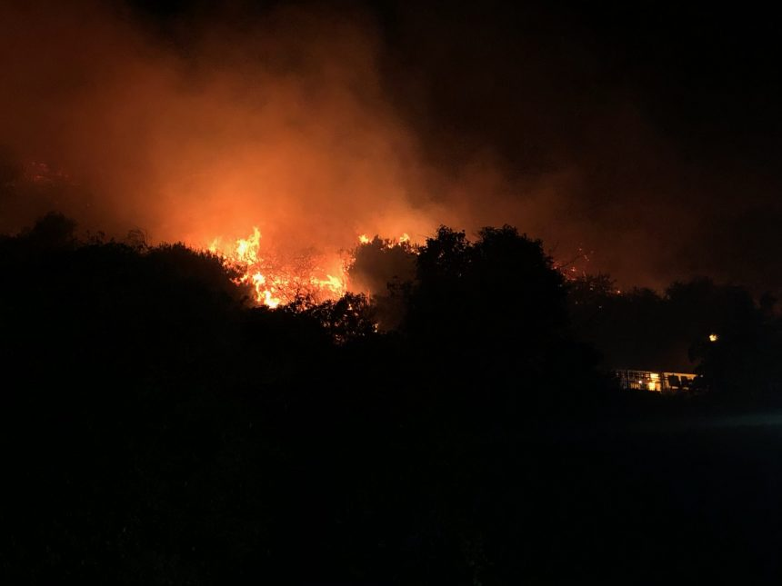 Loma Fire gallery picture 4