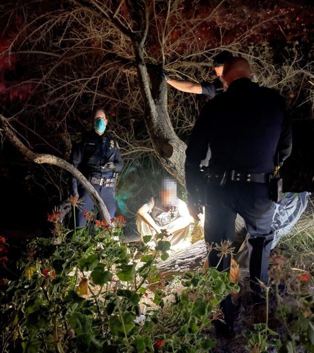 Loma Fire Arrest Arson Photo 2