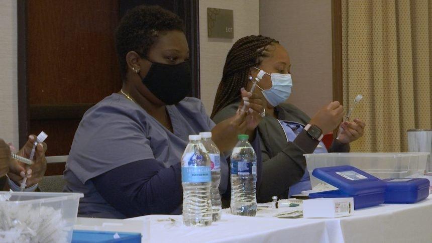 SBCPH Mobile Clinic Nurses