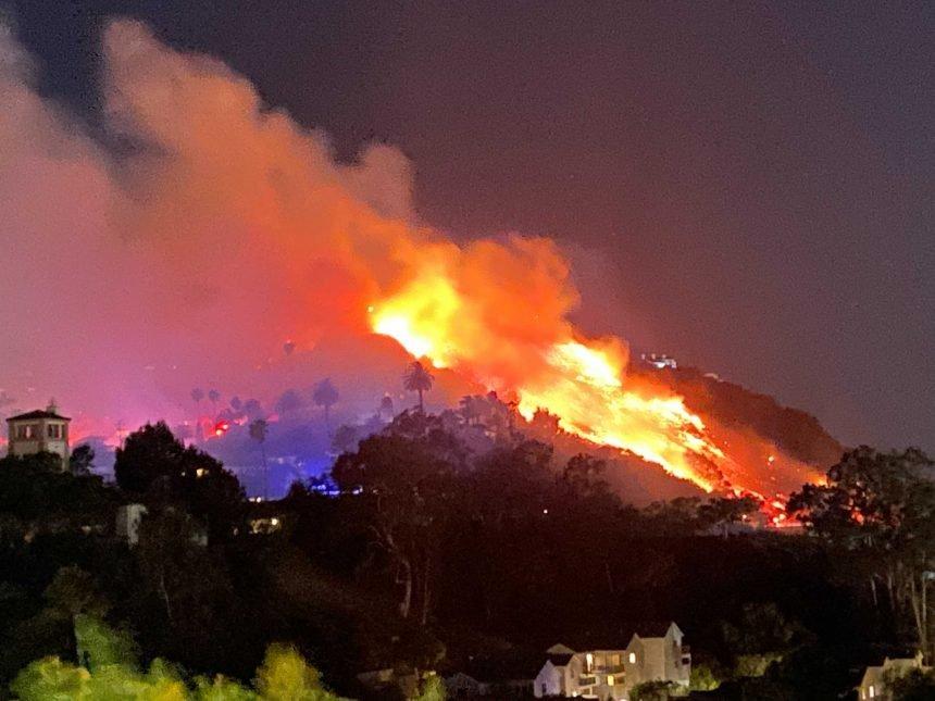 TV Hill Fire 7
