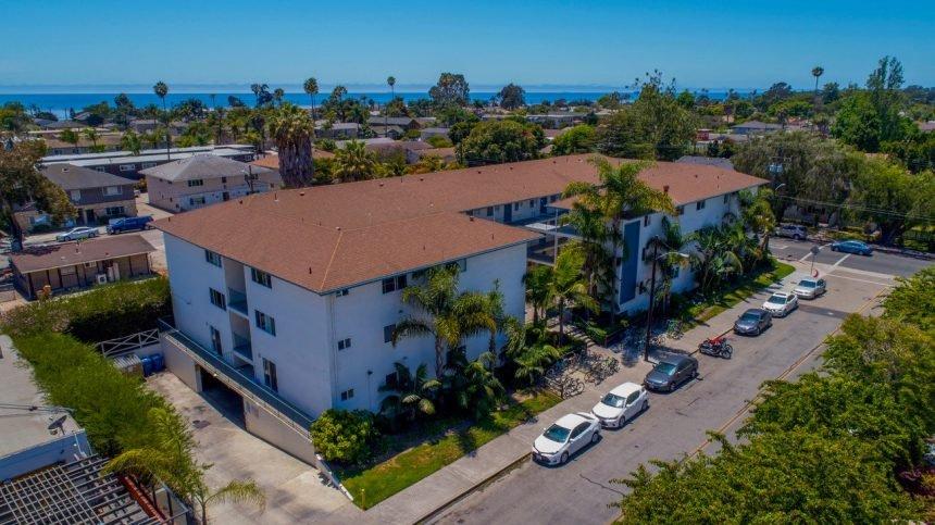 Isla Vista student housing