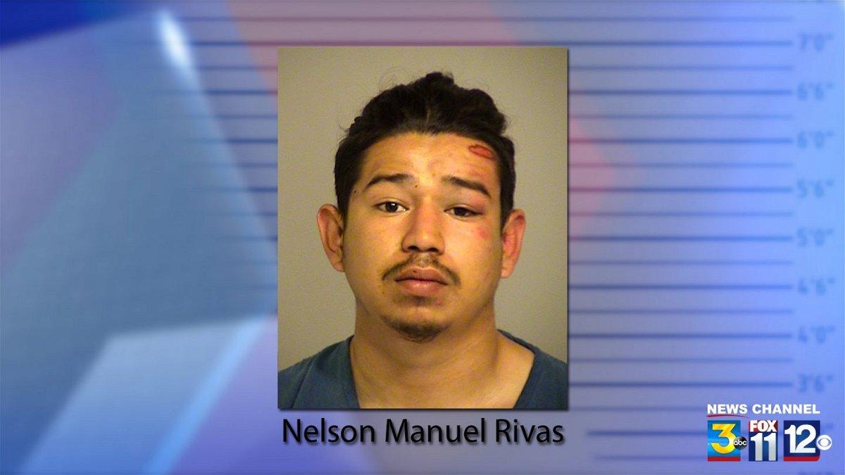 Nelson Manuel Rivas, 22, of Oxnard