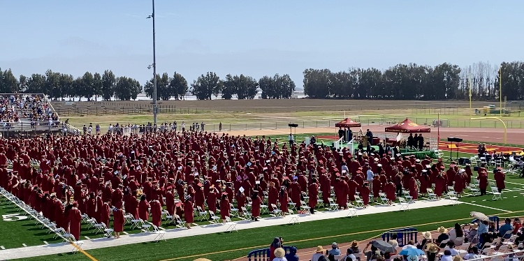 OHS graduation