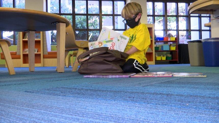 Santa Barbara Public Library reopens