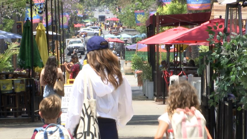 State Street Reopens