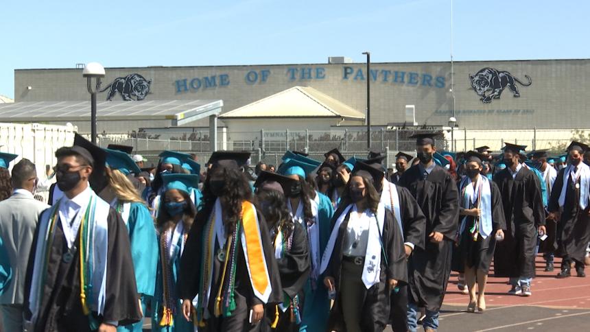 Pioneer Valley graduation