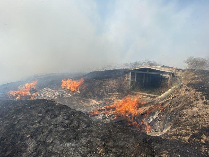 ballard fire