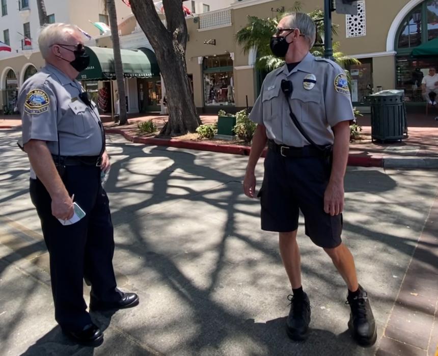 Volunteer in Policing