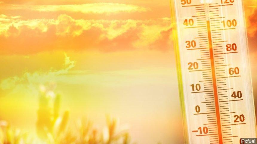 thermometer heat advisory hot generic