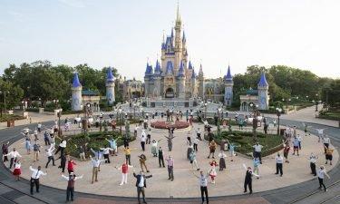 Walt Disney World reopened in July 2020.