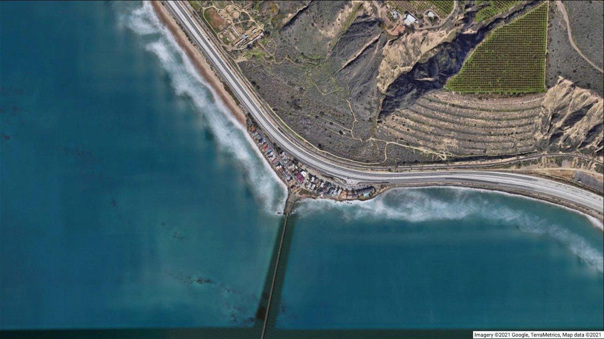 Imagery ©2021 Google, TerraMetrics, Map data ©2021