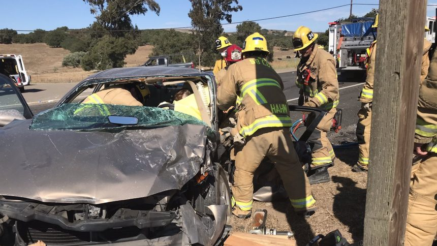 Highway 246 crash
