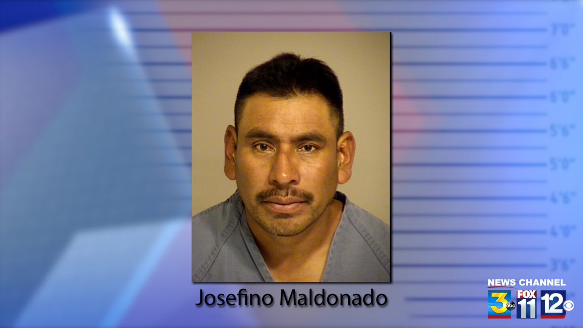 Josefino Cayetano Maldonado, 41, of Salinas