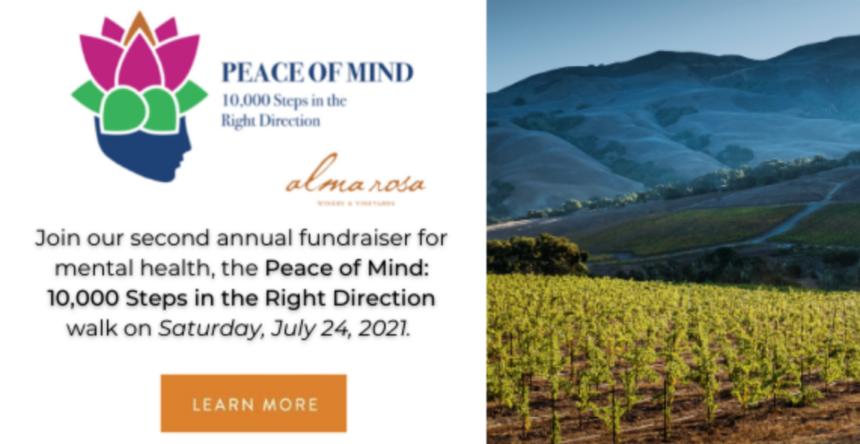 Alma Rosa Winery's Peace of Mind 2021