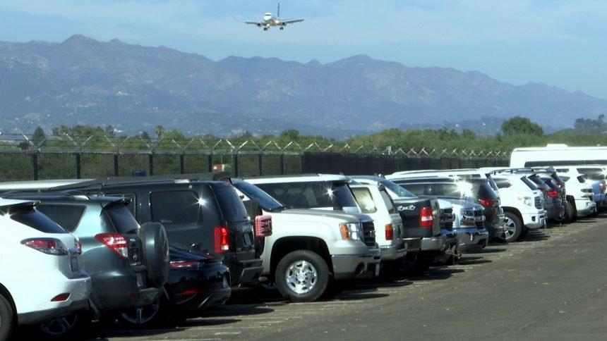 Santa Barbara Airport Parking